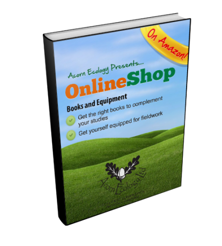 Acorn Ecology Online Book and Equipment Shop