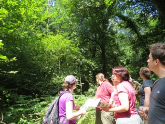 ecology field course