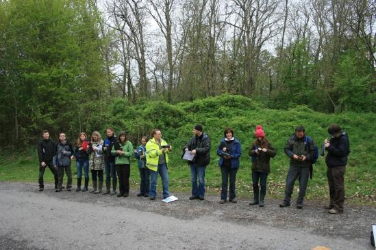 ecology training course